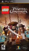 Lego Pirates of the Caribbean Box Art
