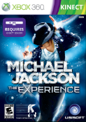 Michael Jackson: The Experience Box Art