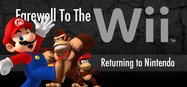 Returning to Nintendo