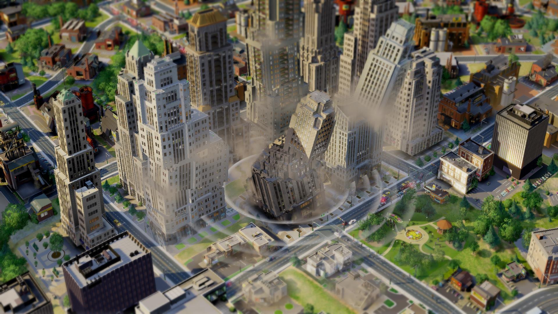 Читы/статьи/файлы к игре SimCity.