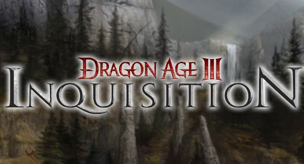 Dragon Age Inquisition Logo Dragon Age Inquisition is an