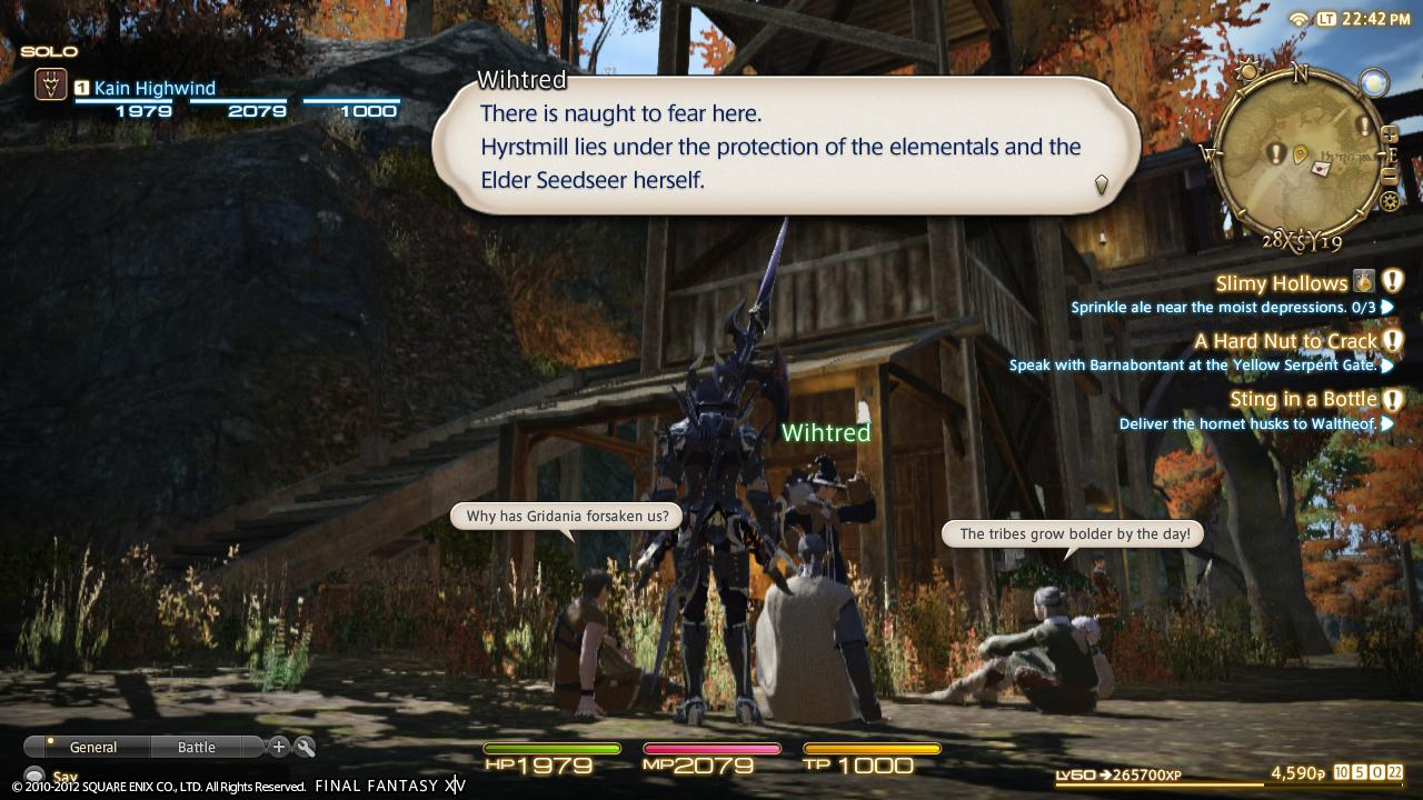 2497 Final Fantasy XIV: A Realm Reborn (Part 2) Hands On Preview