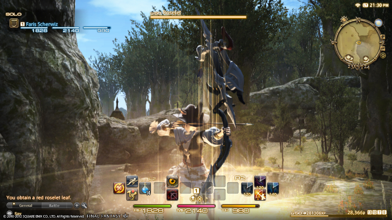 2498 Final Fantasy XIV: A Realm Reborn (Part 2) Hands On Preview