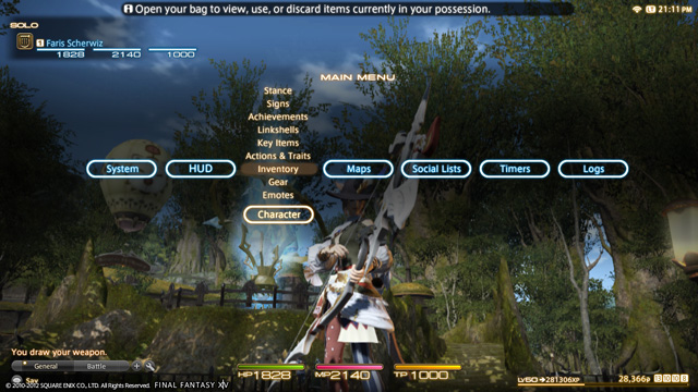 2499 Final Fantasy XIV: A Realm Reborn (Part 2) Hands On Preview