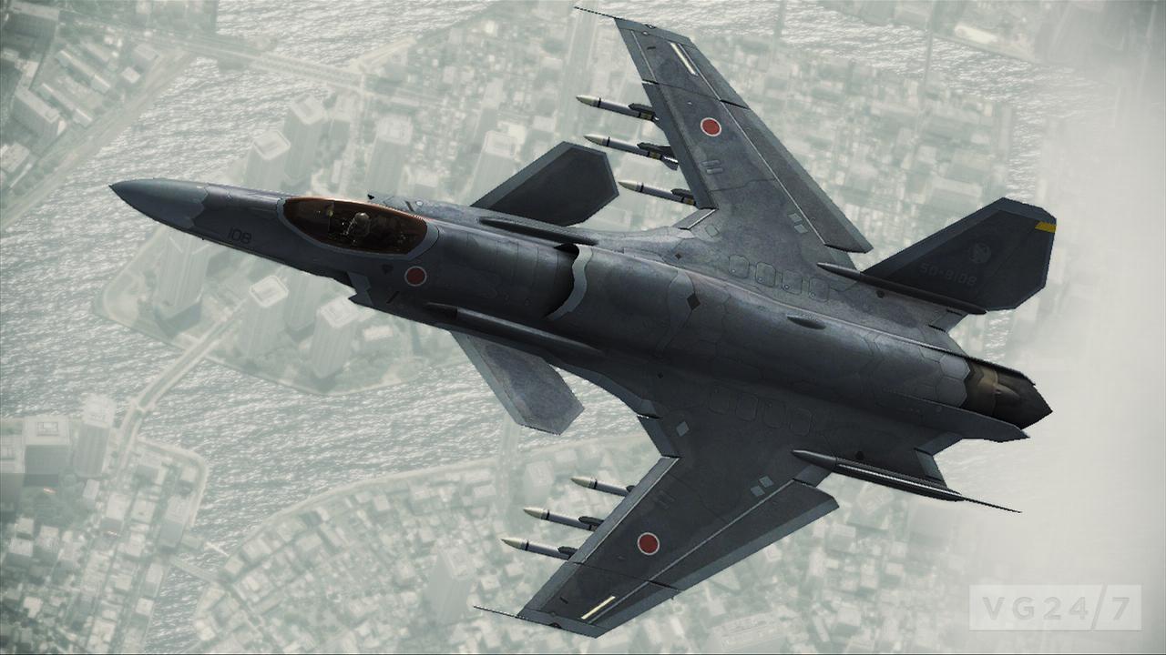 DLC Coming to Ace Combat: Assault Horizon | PixlBit