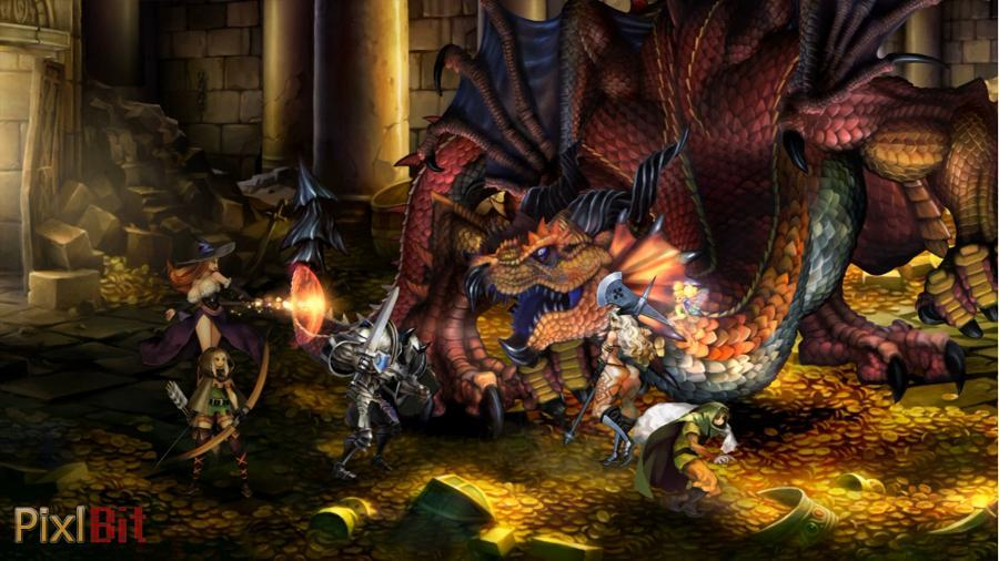 atlus saves dragon s crown from oblivion pixlbit