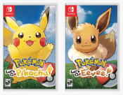 Pokemon Let's Go Eevee/Pikachu Review