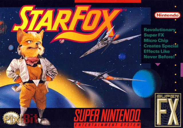 Star Fox Review Rewind | PixlBit