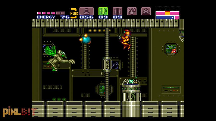 Super Metroid Review Rewind | PixlBit
