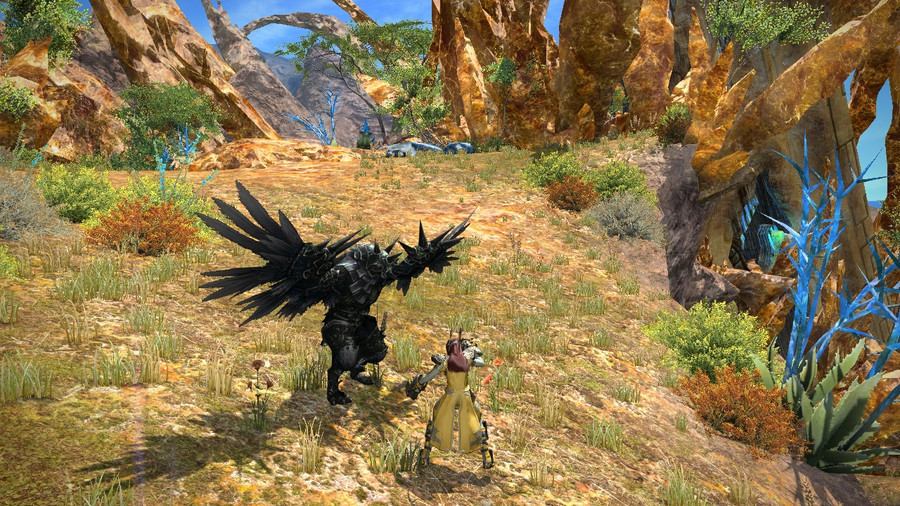 The Travel Log: Final Fantasy XIV: A Realm Reborn (Part 1) Hands On ...