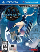 Deception IV: Blood Ties Review